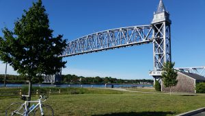Biking the Cape Cod Canal