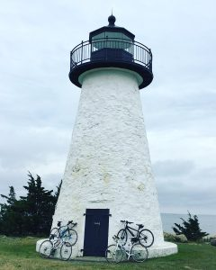 Bikes at Ned's Point, Mattapoisett