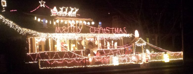 Best South Coast Christmas Lights