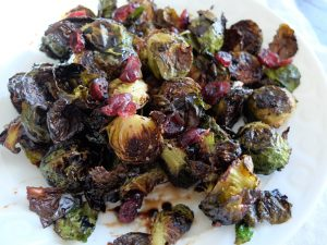 Healthy and Delicious Brussel Sprouts