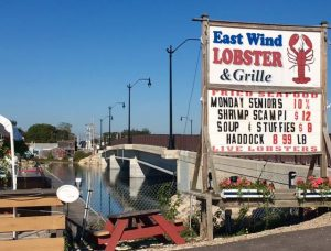 Photo courtesy of East Wind Lobster & Grille