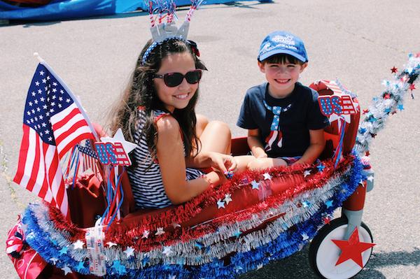Onset Children's Parade (Photo by Ella Necheles)