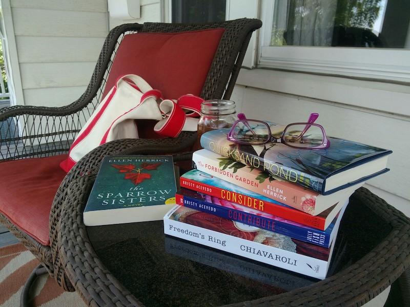 Read Local. South Coast books.