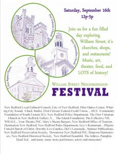 William Street Neighborhood Festival