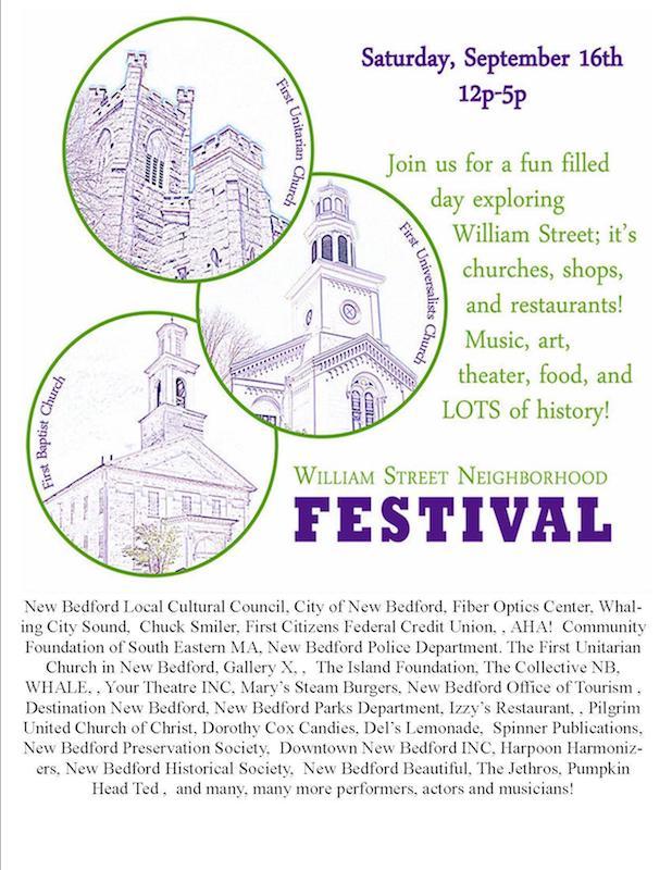 William Street Neighborhood Festival