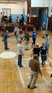 Wareham's Fourth Saturday Contra Dances