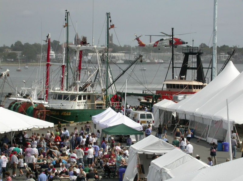 New Bedford Working Waterfront Festival