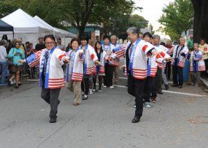 Manjiro Festival, Fairhaven