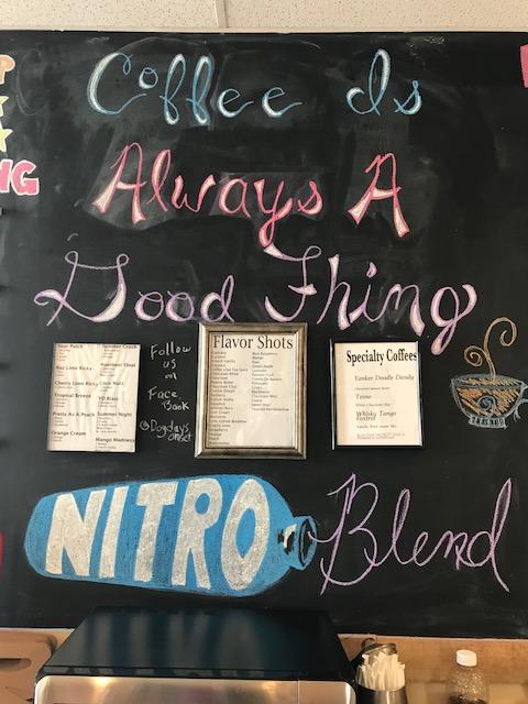 Nitro Brew Onset
