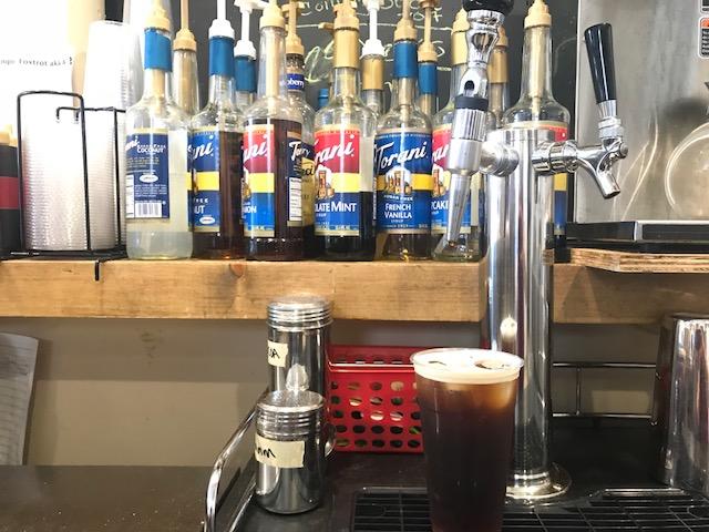 Nitro brew South Coast
