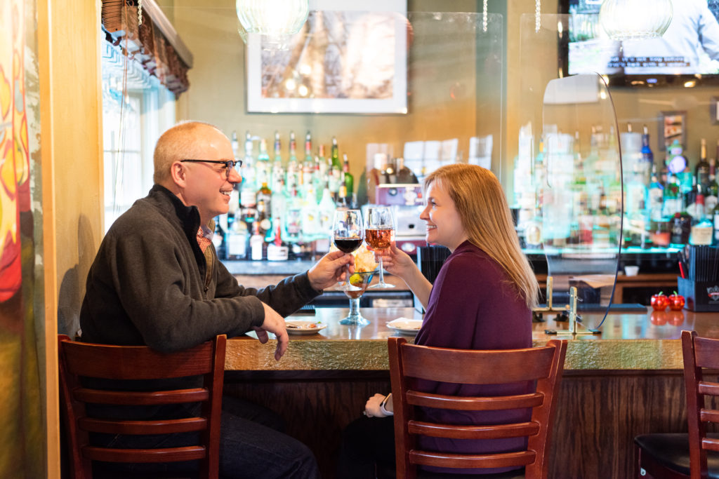 Restaurant Love Stories