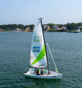 sailing in Onset