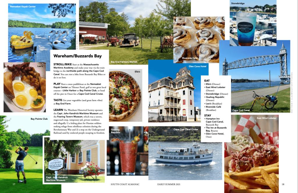 5 South Coast Itineraries